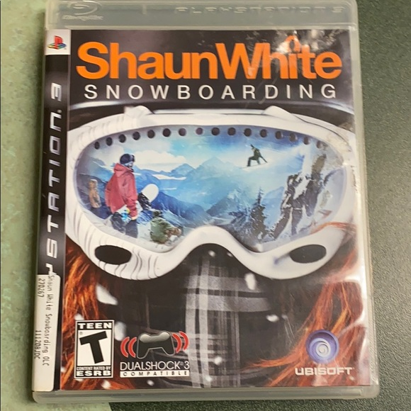 Sony Other - Shaun White snowboarding